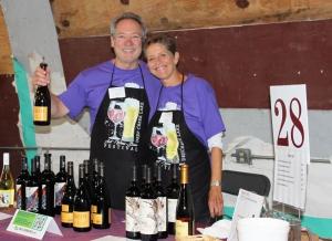 Deep Creek Art and Wine Festival Guest Pourers