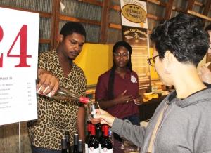 Deep Creek Art and Wine Festival Wine Tasting