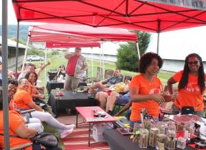 Deep Creek Art and Wine Festival Cigar Bar